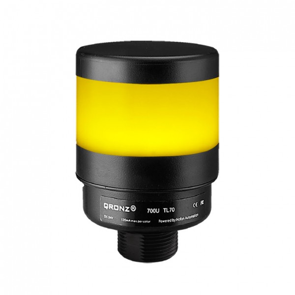 QRONZ, TL70, 70mm LED Tower Light, Diffused Lens, Steady